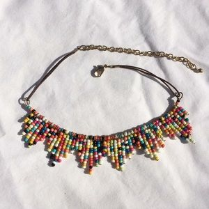 4 for $10! Colorful choker